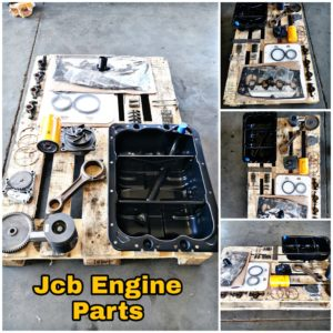 JCB Engine Parts